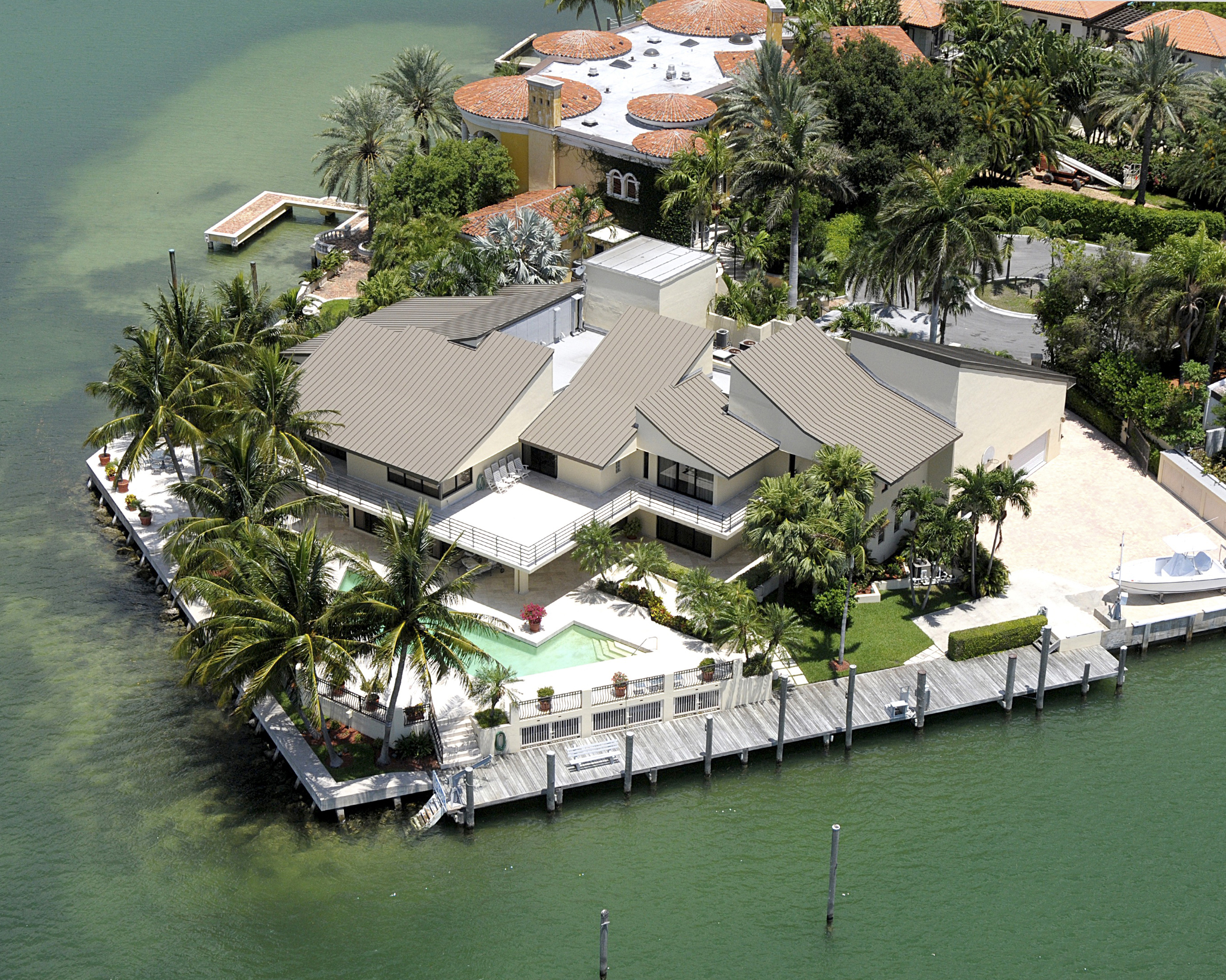 Key Biscayne Luxury Homes, Key Biscayne Waterfront Mansions, Key ...